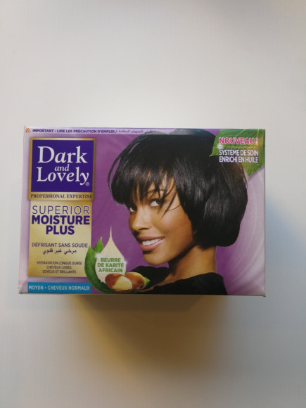 Dark and Lovely - DEFRISANT Cheveux normaux