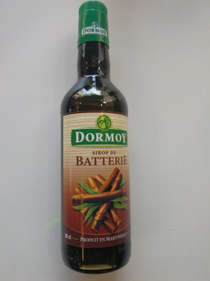 DORMOY Martinique - Sirop de Batterie 50CL