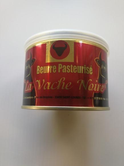 Beurre Pasteurisé Demi sel - LA VACHE NOIRE - 250g