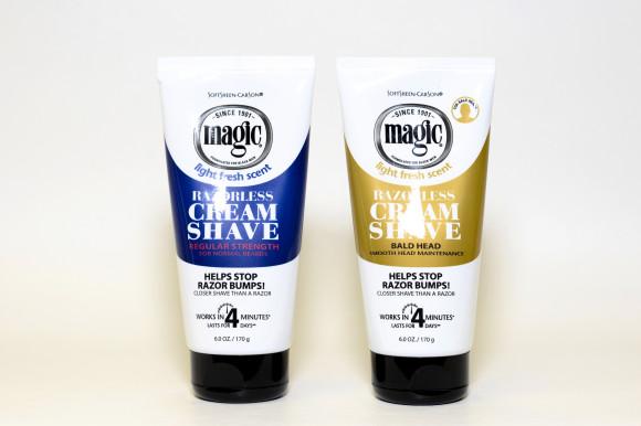 MAGIC - Crème de Rasage Regular BLEU