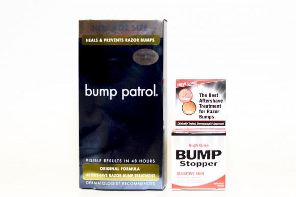 BUMP STOPPER Soin Traitement rasage