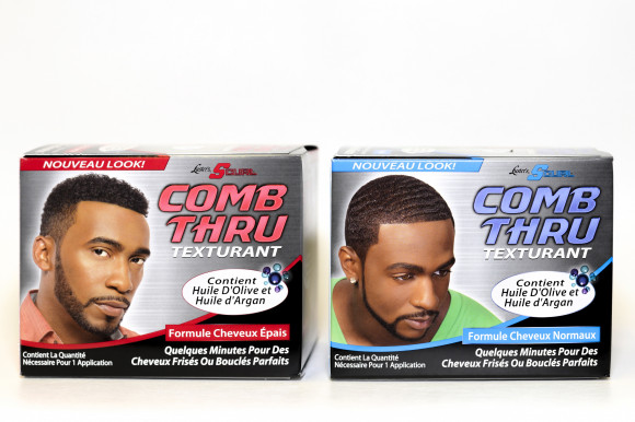 S-CURL COMBO THRU - Texturizer - Luster Products NORMAL