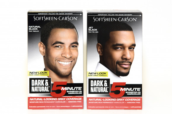 Softsheen Carson - Coloration Nutritive Hommes