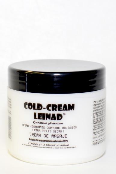 LEINAD - Crème COLD CREAM 500ml