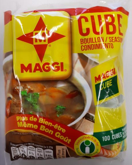 MAGGI - CUBE DE BOUILLON 400G
