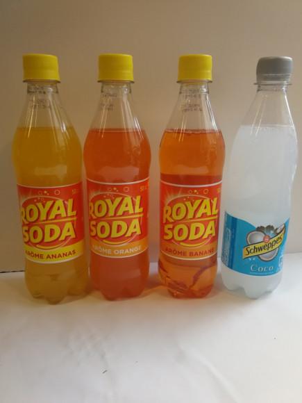 ROYAL SODA  50CL