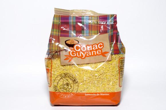 Délices de GUYANE COUAC sac 750G