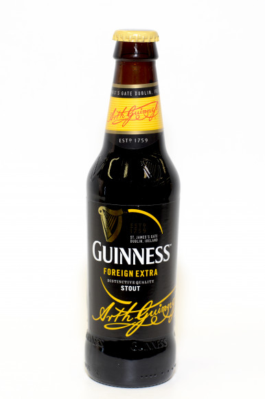 GUINNESS STRONG FOREIGN EXTRA - 33CL  7,5°