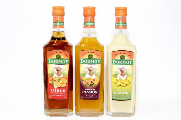 DORMOY - SHRUB écorces d'oranges - 35° - 70CL