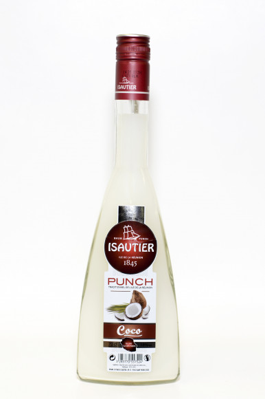 ISAUTIER - PUNCH COCO - 18° - 70CL