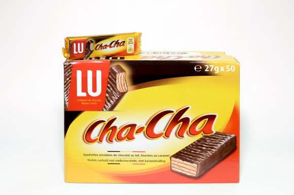 BARRE CHOCOLAT CHA-CHA
