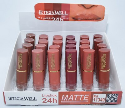 Rouge a Levres Matte 24H - Leticia WELL
